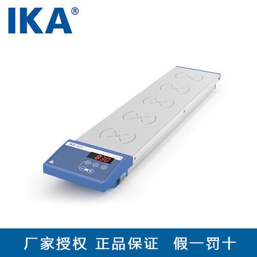 德国IKA 多点磁力搅拌器(5点)/RO 5数显型磁力搅拌机 不加热