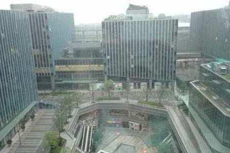 上海虹桥火车站附近写字楼出租