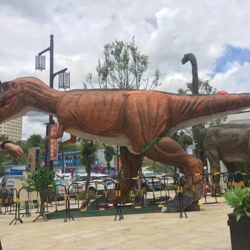 南通恒大·悦珑湾·环球奇幻童梦王国恐龙园