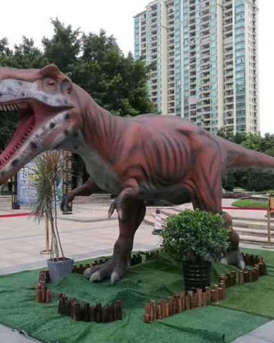 内蒙古自冶区仿真恐龙展览租赁公司