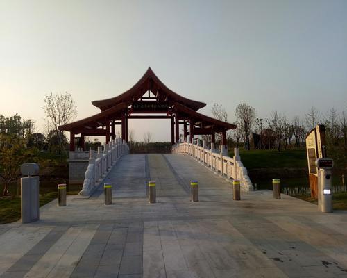 水韵龙湾城市森林公园