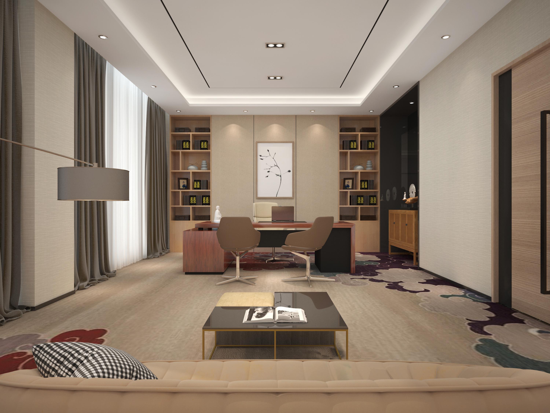 上海办公室装修中三大核心区域的装修
