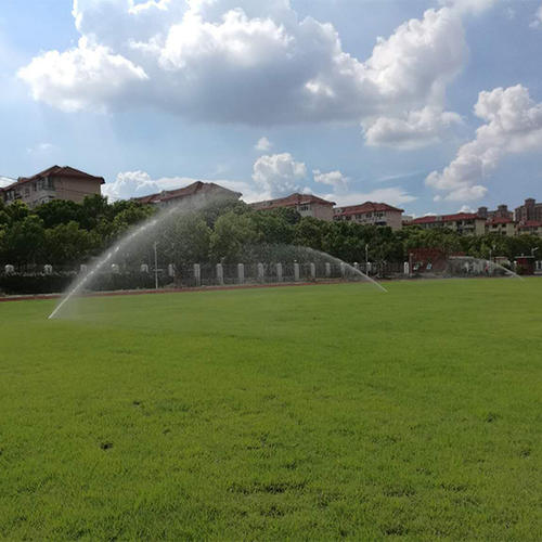运动场喷灌系统