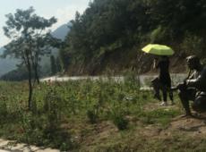 李也团队针对贵州荔波瑶山修建性详规进行深度考察