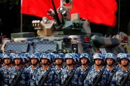 英伦热议:俄军演重现苏联规模 中国亮相意味深长
