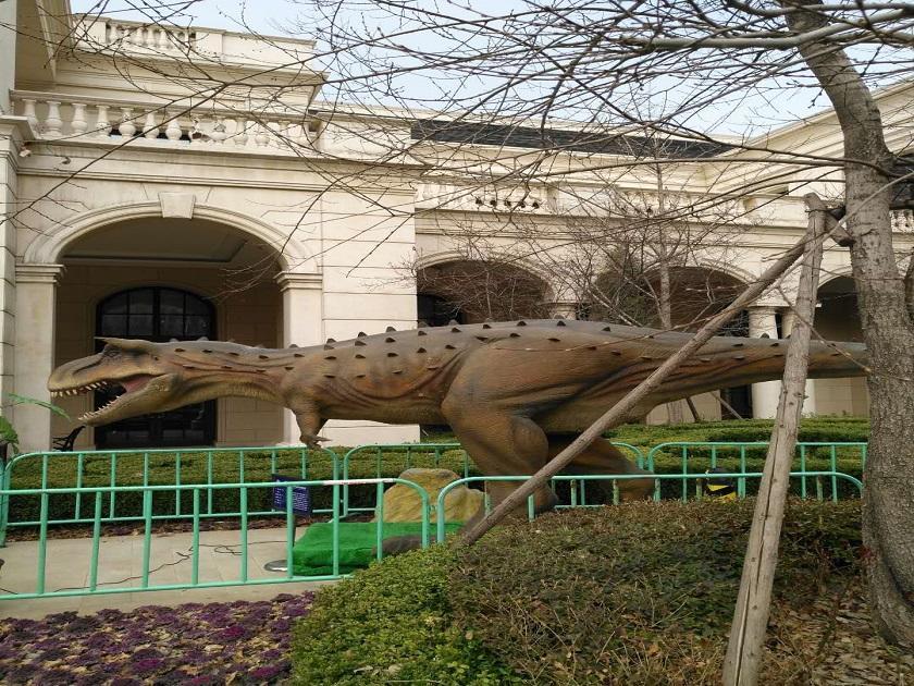 寿光恐龙展