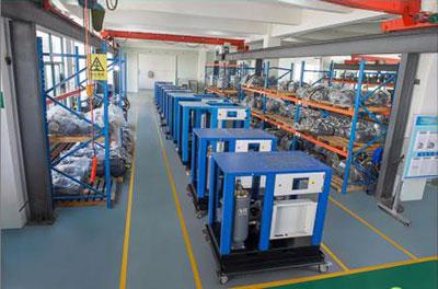 空气压缩机使用生活小常识|空压机分类及组织结构