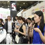 2020上海美博会教你画出韩式眉毛