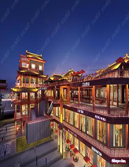 重庆南门唐城