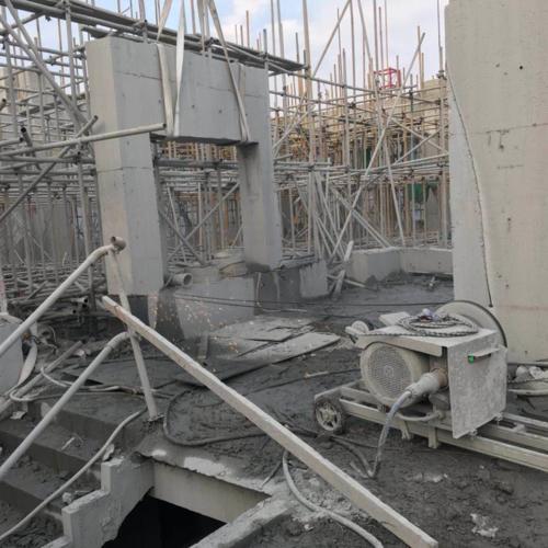 钢结构厂房拆除-4