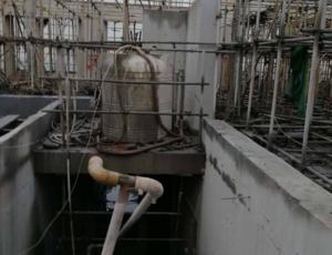 钢结构厂房拆除-5