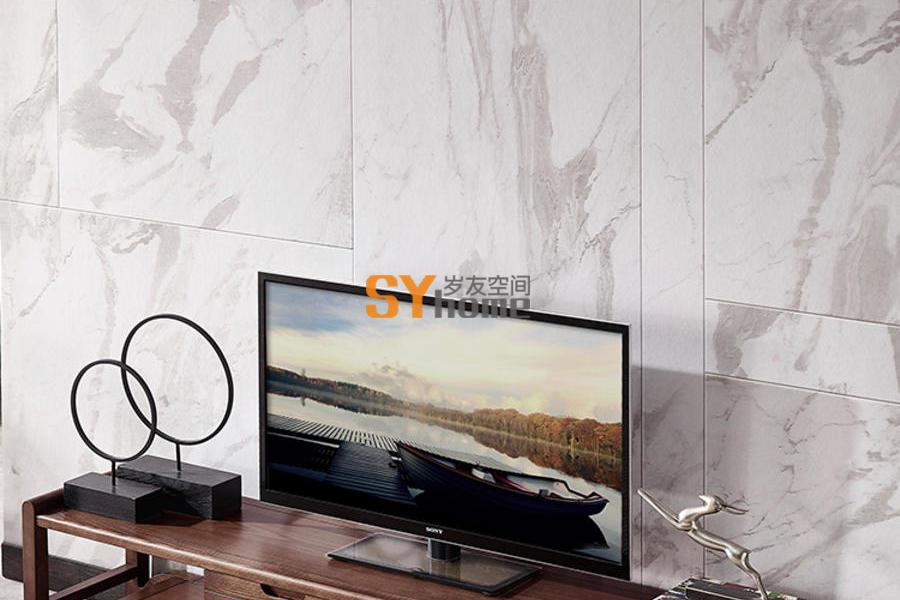 新中式,白蜡木电视柜