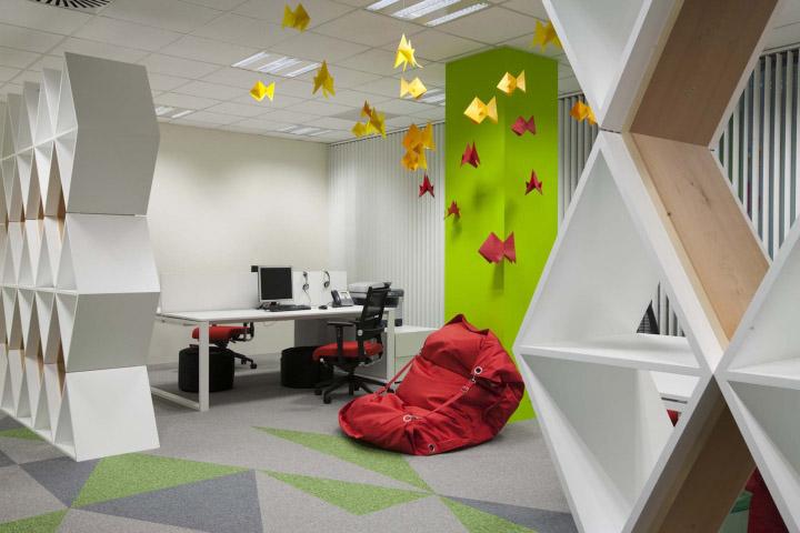开放式的办公室装修中影响装修效果的因素有哪些