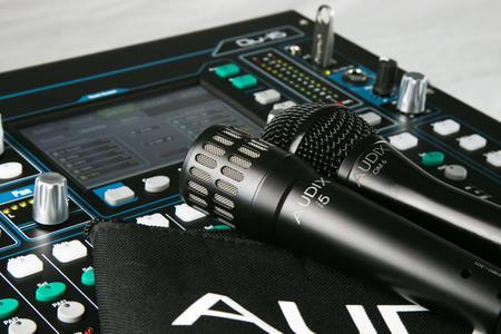ALLEN&HEATH和AUDIX宣布為QU提供的話筒預設