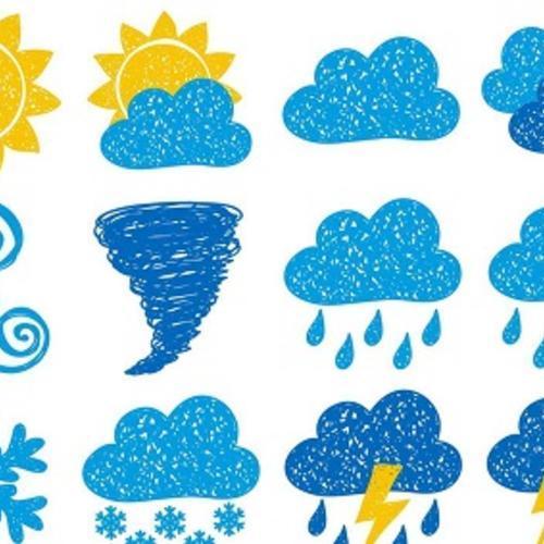 关于天气的英语口语