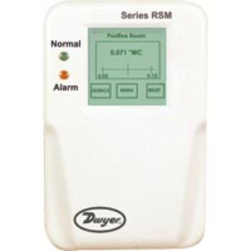 RSM系列 高精度多功能房间压力监测仪