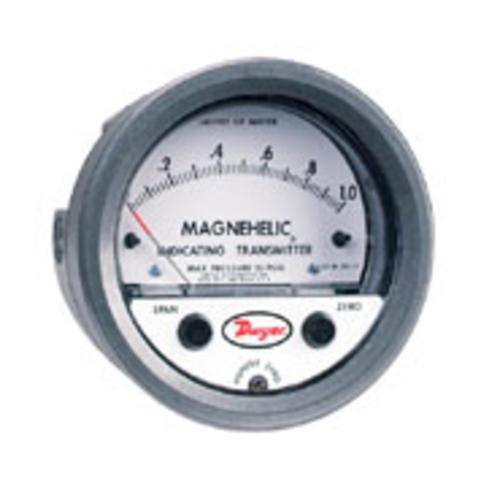 605系列 带Magnehelic®指示的微差压变送器