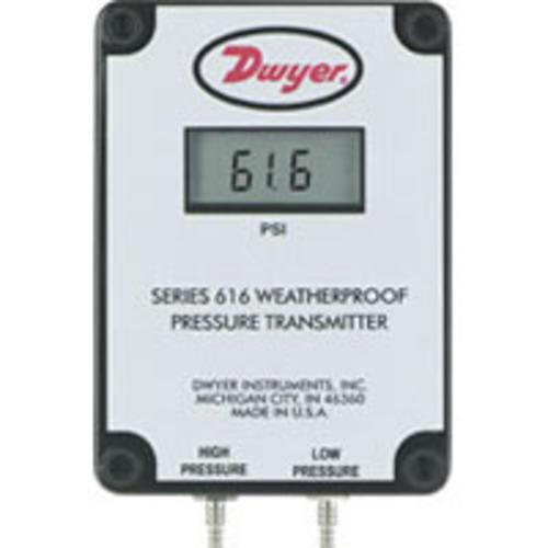 616W系列 微差压变送器