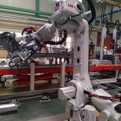 汽车生产线机器人ABB(新品)