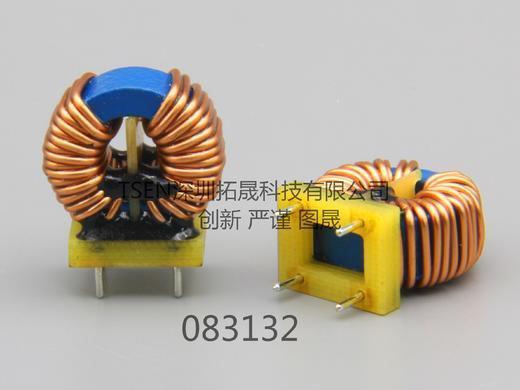 环形共模电感12