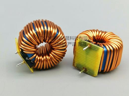 环形差模电感03