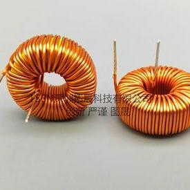 环形差模电感04
