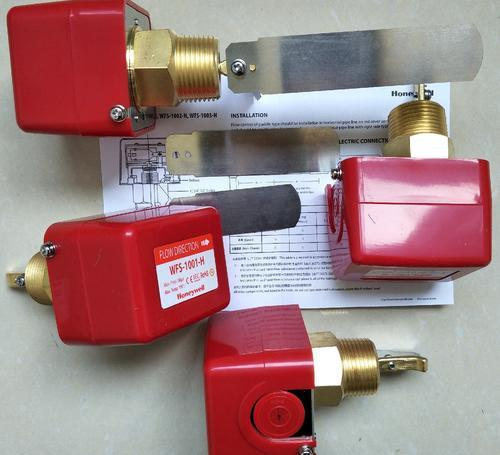 WFS-1001-H HONEYWELL 霍尼韋爾靶片式水流開關水流量控制器