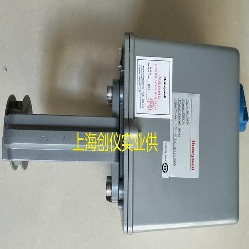 ML2524 ML3524 2500/3500N 霍尼韦尔高性能高关断力电动执行器 VH58S20100及系列阀门 产品实物图及相关信息介绍