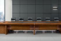 实木会议桌