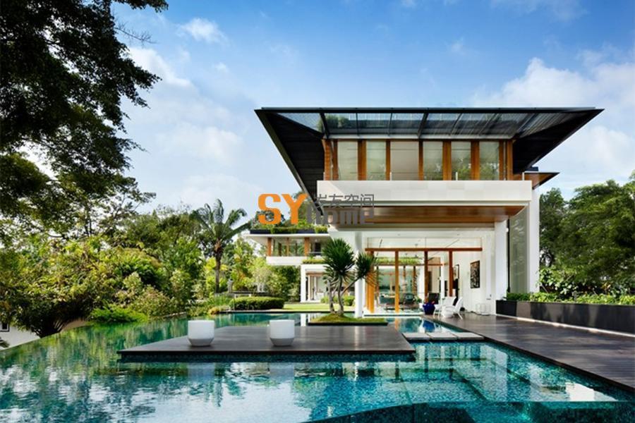 新加坡水莲住宅