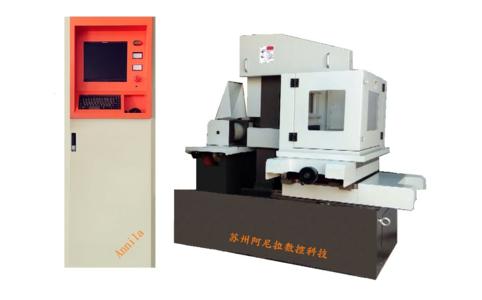 DF40金刚线切割(砂线切割)标准机