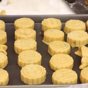 【烘出中秋喜悦,焙享美好时光】威尼斯赌城人家中秋月饼DIY创意活动圆满结束