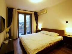 Jianguo west road two large bedrooms 120 square fine decoration