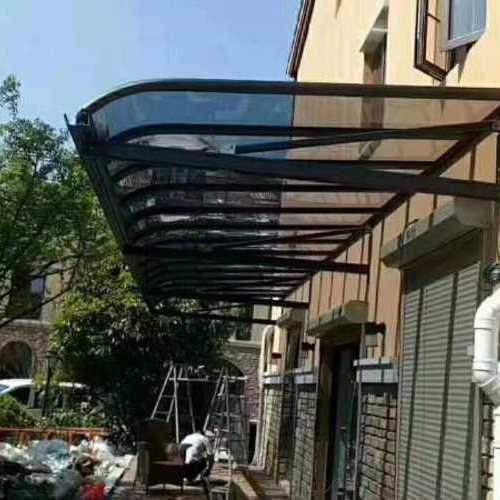 铝合金遮阳棚