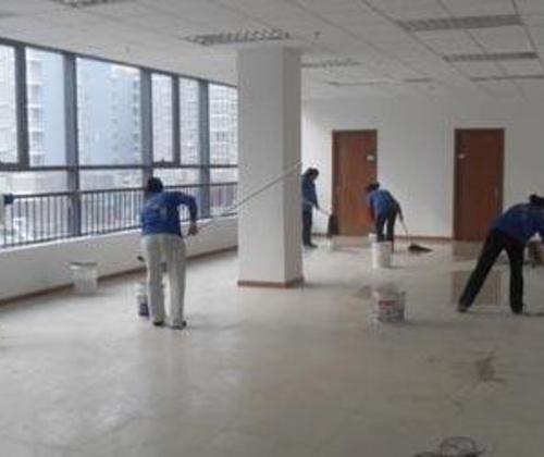 办公楼保洁-专业日常定点保洁