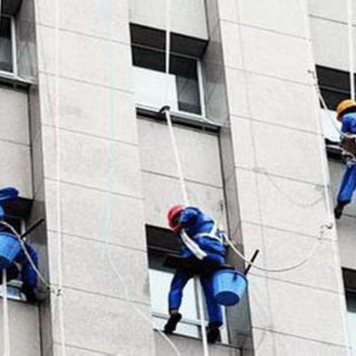 外墻清洗-專業玻璃幕墻清洗公司