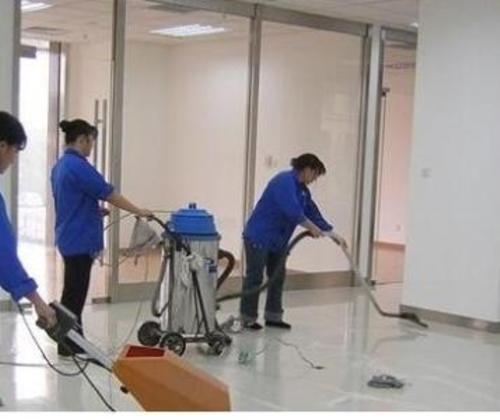 大型工程保洁-人员标准周到细致