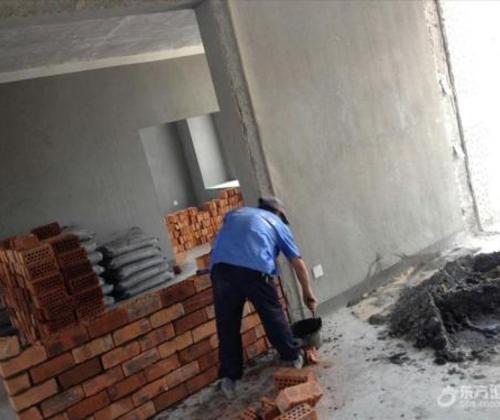 专业砌墙粉墙-效率高,劳动强度低