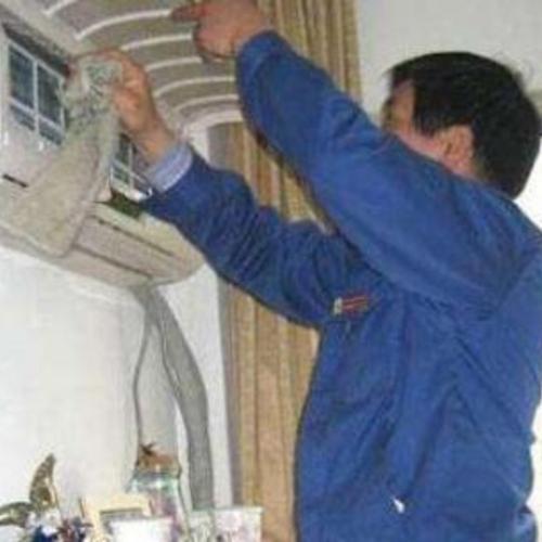 空调清洗-拥有完善的管理,规范的服务