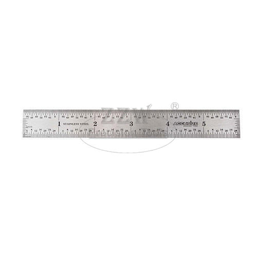Precision Steel Ruler