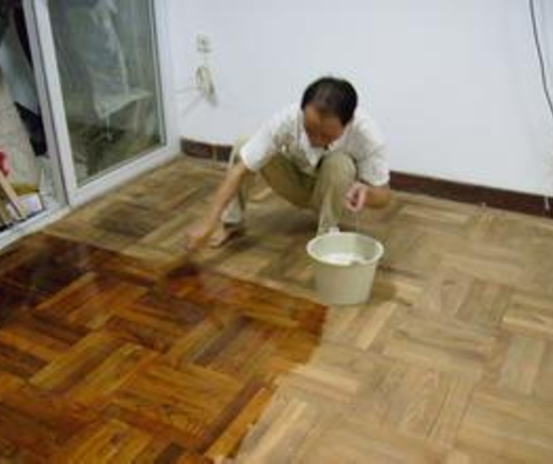 提供优质的旧地板打蜡服务