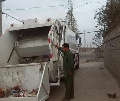 垃圾的收集和运输