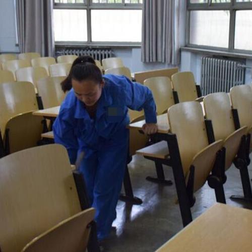 学校保洁-给家一份清新 , 日常保洁一站式服务