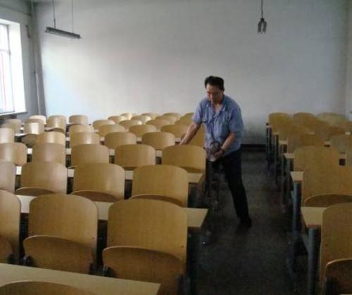 學校日常保潔
