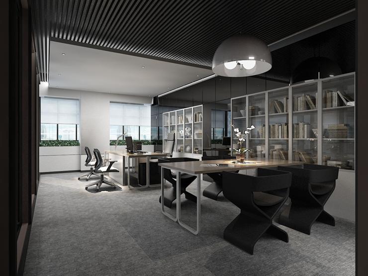 【上海办公室装修】办公室设计布局