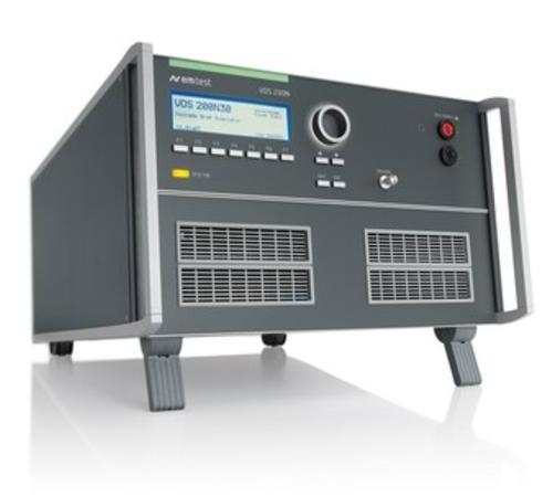 VDS 200N 系列 電壓跌落模擬器,電池供電模擬和直流電壓源