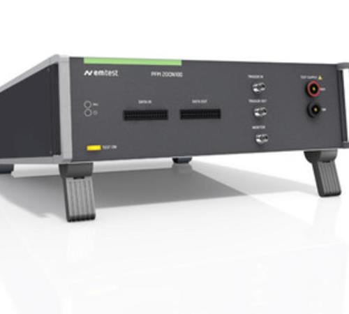 PFM 200N100.1 汽车电源故障模拟器,符合 OEM LV 124 和 OEM LV 148 标准以及汽车厂家标准