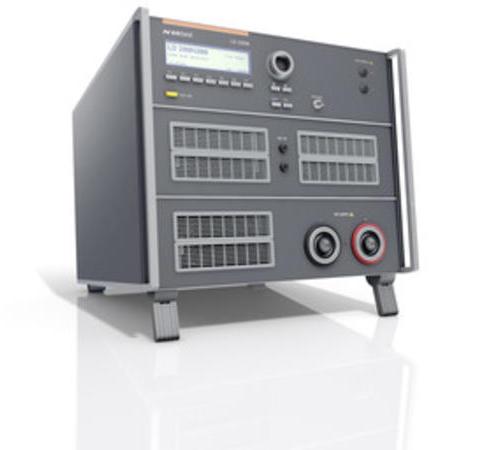 LD 200N200 抛负载模拟器,带有限幅模块和电池开关