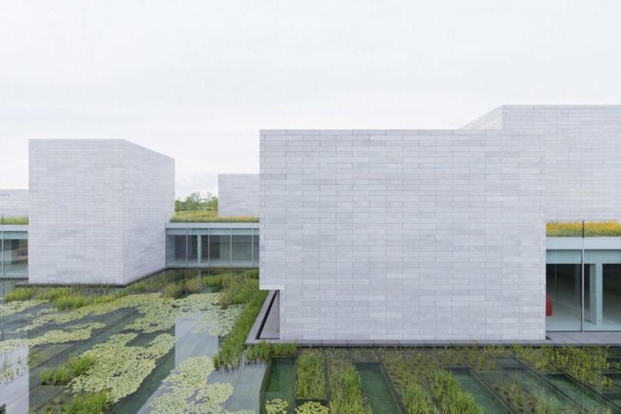 """托马斯·菲弗:""""我们真的把大自然当作第一构建材料"""" ——格伦斯通博物馆"""