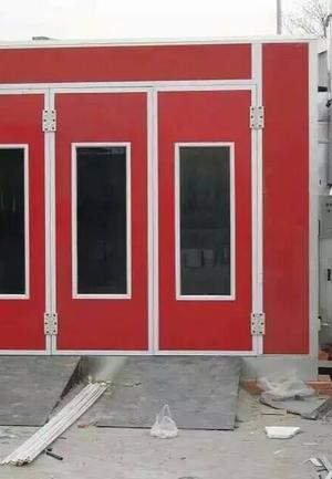 汽车油漆房